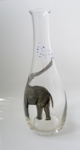 elephant decanter 1
