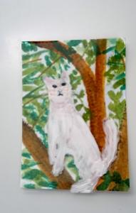 Javanese Cat ACEO