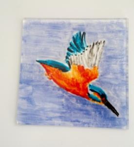 Kingfisher flying coaster 1