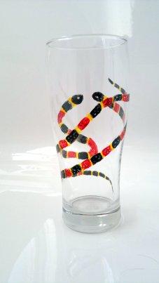 Snake glass 2