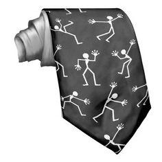 stickman groove tie