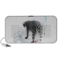 Tiger speakers