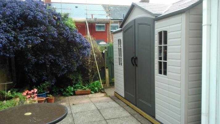 Lifetime shed