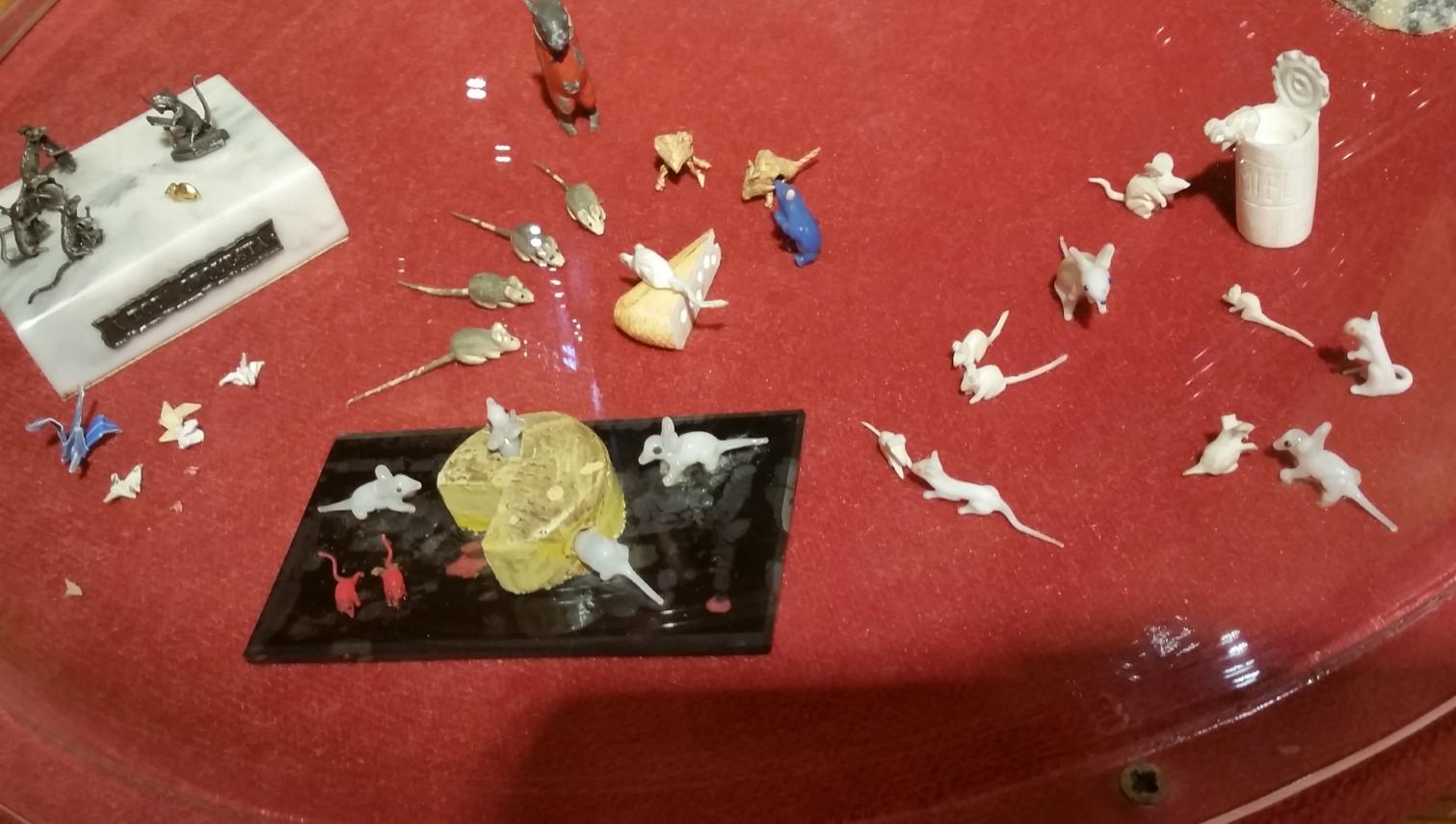Miniature museum Mijas