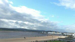 Seaside photo of Exmouth in Devon, UK